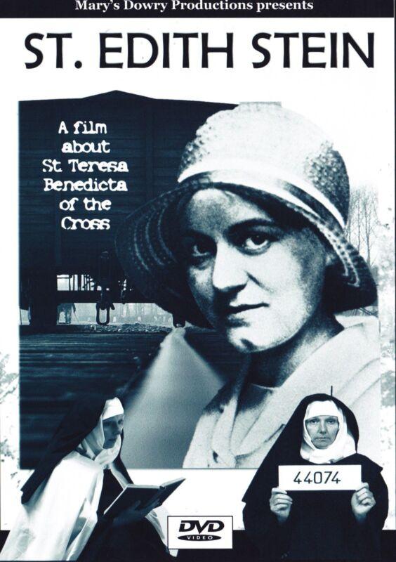 Saint+Edith+Stein%2C+DVD%2C+Film%2C+Faith%2C+Catholic%2C+Carmelite%2C+Hitler%2C+WW2%2C+Saint