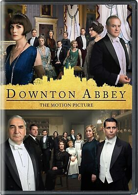 Downton Abbey the Movie DVD Hugh Bonneville New & Sealed Free Shipping Included