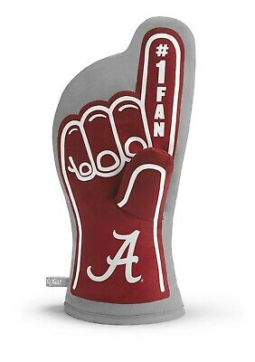 ALABAMA CRIMSON TIDE  #1 FAN OVEN MITT GAMEDAY GRILL TAILGATE FOOTBALL GLOVE