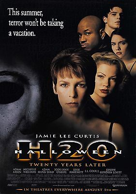 movie film repro Halloween h20 Poster Print A3 more in stock This A Poster