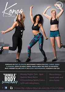KONGA® Fitness Class by The Jungle Body With Shar Wanneroo Wanneroo Area Preview