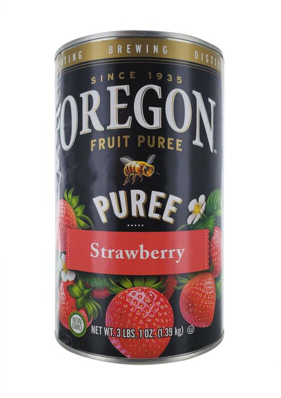 Oregon Fruit Strawberry Puree - 49oz can