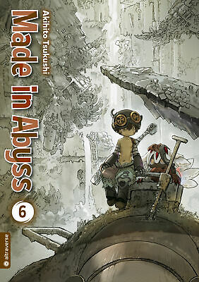 Made in Abyss 6 - Altraverse - Manga - deutsch - NEUWARE