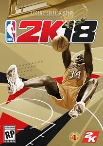 NBA 2k18 ps4 for low