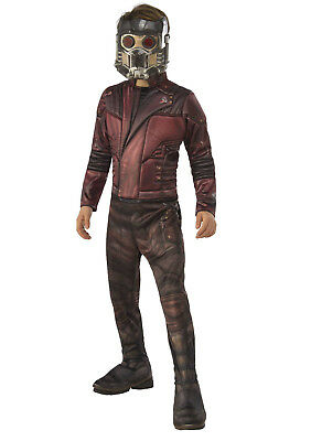 Guardians of the Galaxy Star-Lord S Small 4-6 Halloween Costume Child Kid - Star Lord Halloween Costume Kids