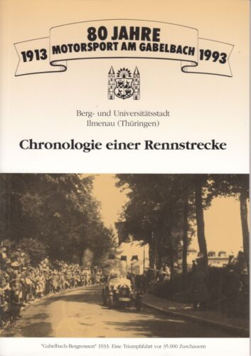80 Jahre Motorsport am Gabelbach