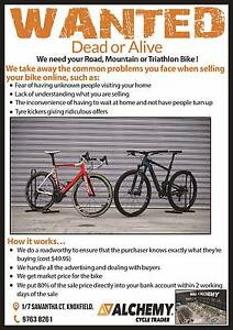 WE SELL YOUR ROAD / MTB / TRI BIKE FOR YOU! Knoxfield Knox Area Preview