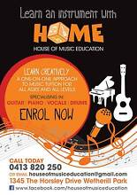 House of Music Education Wetherill Park Fairfield Area Preview
