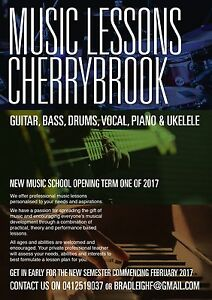 Music lessons Cherrybrook Cherrybrook Hornsby Area Preview