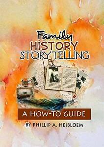 Family History Storytelling - A How To Guide Wooloowin Brisbane North East Preview