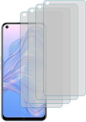 4x Realme 7 5G Displayschutzfolie MATT