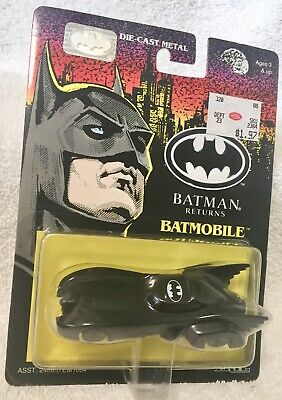 VINTAGE ERTL BATMAN'S CAR ( DC COMIES 2000 ) ??? DIE CAST VEHICLE ORIGINAL BP