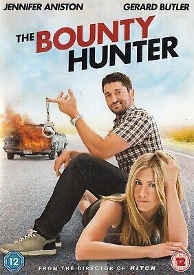 The Bounty Hunter - Jennifer Aniston, Gerard Butler - NEW Region 2 DVD