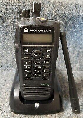 Motorola Xpr6550 Uhf Digital Mototrbo Radio 403-470 Good Connect Plus Buy 1 To 9