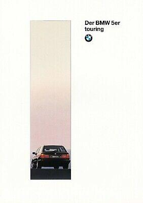 Verlours Fußmatten Edition für BMW 5er E34 Touring ab Bj.12//1988-01//1997