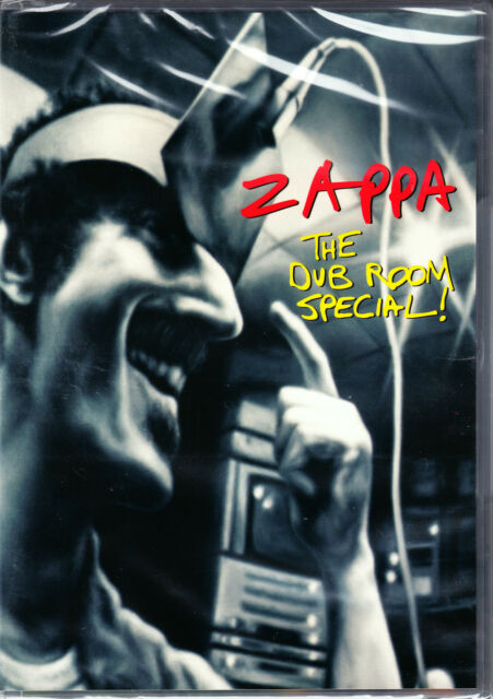 FRANK ZAPPA the dub room special NEU OVP/Sealed