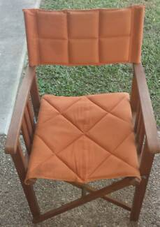 Outdoor Chair From The Jamie Durie Patio Range