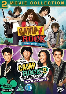 Camp Rock: 2-movie Collection [DVD]