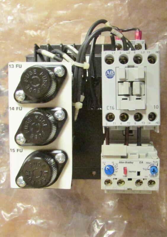 RELIANCE ELECTRIC ALLEN BRADLEY Blower Motor Fan Starter 802267 251W