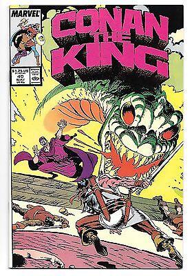 Conan the King #40 (May 1987, Marvel)
