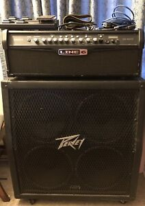 Reduced again! 150w half stack!! Must go today. Will deliver.