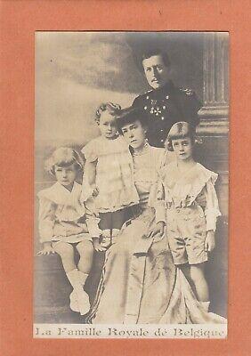 1014 - LA FAMILLE ROYALE DE BELGIQUE d'occasion  Erquelinnes