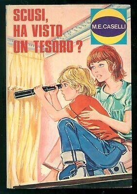 CASELLI M. E. SCUSI, HA VISTO UN TESORO  MALIPIERO  1972 FLIRTS 18 RAGAZZE