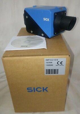 Sick Dmt10-2-1213 Pn 1027606 Long Range Distance Sensors With Infrared Laser