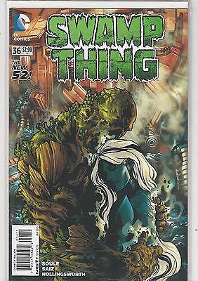 Swamp Thing #36 New 52 vol 5 DC Comics 2011 NM-