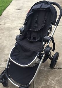 Baby Jogger City Select Pram + Extra Seat Woodville West Charles Sturt Area Preview