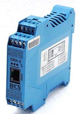 Hcs Dma-2 Digital Current Amplifier Dma-22-01-080-x-shawe