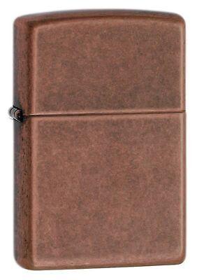 Zippo Antique Copper Pocket Lighter