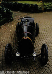 Postcard-47-Car-Automobil-Bugatti-type-13-Brescia-1923