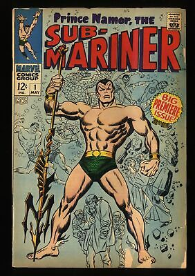 Sub-Mariner #1 GD 2.0 Marvel Comics