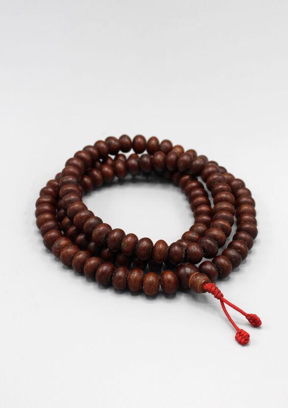 12mm Bodhi Seeds Mala for Meditation and Yoga