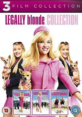 Legally Blonde/Legally Blonde 2/Legally Blondes [DVD]