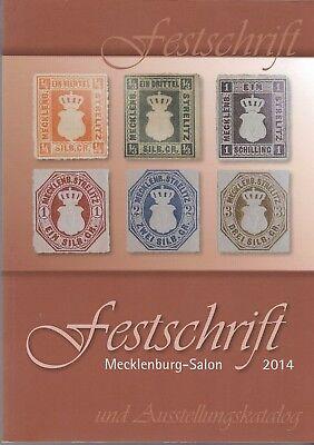 Mecklenburg. Festschrift Mecklenburg-Salon 2014.