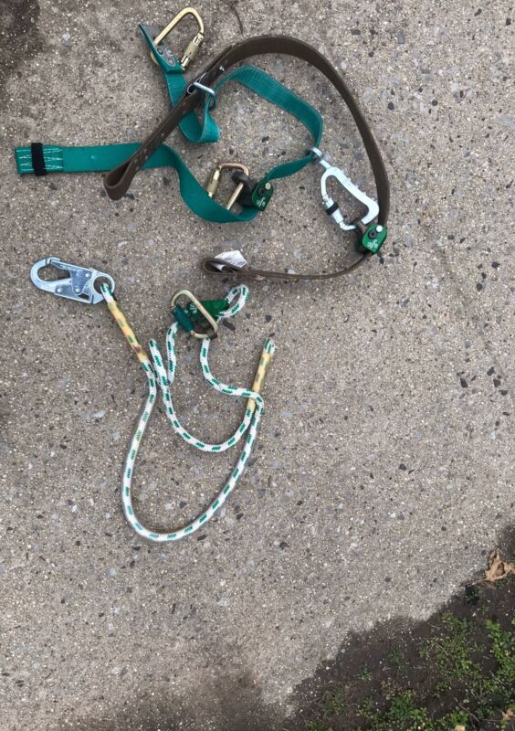Buckingham 488W2 Super Squeeze Fall Protection NO RESERVE