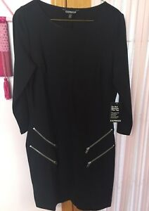 New black dress from express size M!