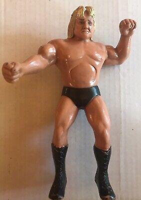 WWE Greg Valentine LJN 1985 Rare Wrestling Figure Good WWF NXT AEW RARE ROH WCW