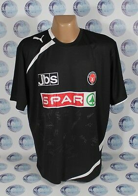 Midtjylland 2000'S SIGNED FOOTBALL SOCCER SHIRT JERSEY MAGLIA TRIKOT PUMA 2XL image