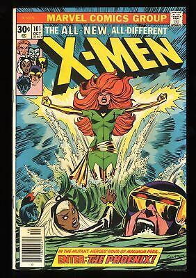 X-Men #101 FN 6.0 1st Phoenix! Marvel Comics