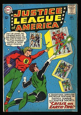 Justice League Of America #22 VG/FN 5.0