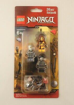 NEW & SEALED LEGO NINJAGO Elemental Masters blister pack SET # 853687