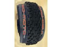 "NEW 27.5 x2.00/"" 2x PANARACER Pacenti quasi-Moto Folding Tyre 50-584//650B"