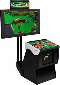 Power Putt Home Use Factory Dedicated Pedestal  Unit Only
