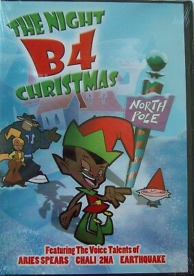 The Night B4 Christmas (DVD, 2003) ()