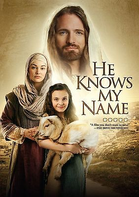 He Knows My Name  Dvd   2015