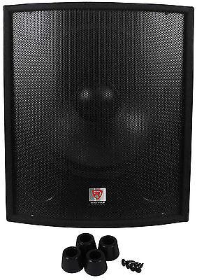 "Rockville SBG1188 18"" 1000 Watt Passive Pro DJ Subwoofer, MD"