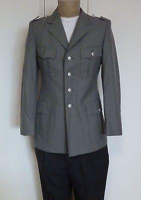 Uniformjacke, Uniform- Jacke, Bundeswehr HEER, grau, BW (verschiedene Größen)
